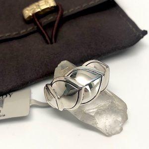 NEW💥JOHN HARDY Legends Naga Ring .925 Silver